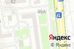 Схема проезда до компании Молодежная в Белгороде