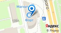 Компания Вентана-Деним на карте