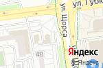 Схема проезда до компании Потапыч в Белгороде