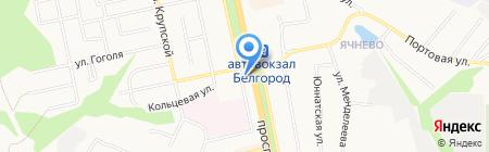 Свой дом на карте Белгорода