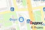 Схема проезда до компании Магазин швейной фурнитуры в Белгороде