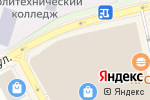 Схема проезда до компании RESERVED в Белгороде