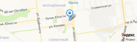 JND TRAVEL CONCIERGE на карте Белгорода