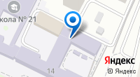Компания Агна на карте