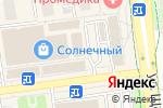 Схема проезда до компании Всё для сада, дома, огорода в Белгороде