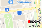 Схема проезда до компании Белплитка в Белгороде