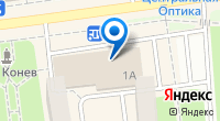 Компания Эталон-А на карте