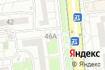 Схема проезда до компании Берёзка в Белгороде