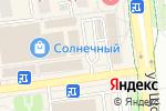 Схема проезда до компании Old President Club в Белгороде