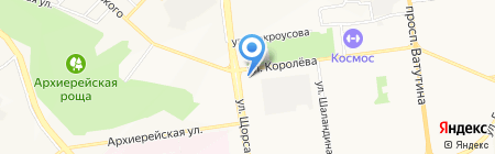 Мульти Связь на карте Белгорода
