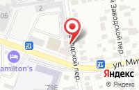 Схема проезда до компании Каплий и юристы в Белгороде