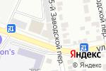 Схема проезда до компании Восточная кухня в Белгороде