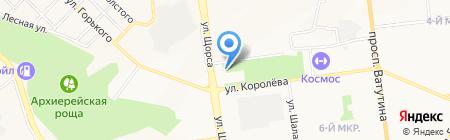 Паломнический центр Белгородской и Старооскольской епархии на карте Белгорода