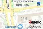 Схема проезда до компании Центр лестниц в Белгороде