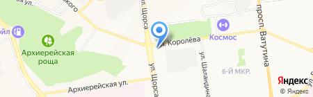 vzlom31 на карте Белгорода