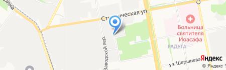 БелДетальКомплект на карте Белгорода