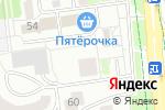 Схема проезда до компании Шагаем вместе в Белгороде