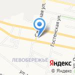 Избирательная комиссия Белгородской области на карте Белгорода