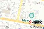 Схема проезда до компании Избирательная комиссия Белгородской области в Белгороде