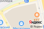 Схема проезда до компании Asian Secrets в Белгороде
