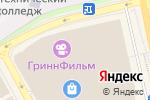 Схема проезда до компании Мелодия здоровья в Белгороде