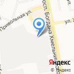 Элеос плюс на карте Белгорода