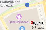 Схема проезда до компании Carlo Pazolini в Белгороде