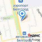 ЭКО2 на карте Белгорода