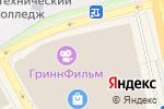Схема проезда до компании lundenilona в Белгороде
