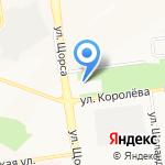 Церковная лавка на карте Белгорода