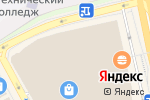 Схема проезда до компании Milavitsa в Белгороде