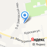 Энергоунисервис на карте Белгорода