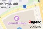 Схема проезда до компании Happy socks в Белгороде