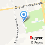 Техинком на карте Белгорода