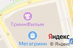 Схема проезда до компании AKSессуары в Белгороде