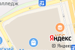 Схема проезда до компании MAG jeans в Белгороде