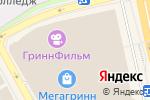 Схема проезда до компании Твое в Белгороде