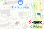 Схема проезда до компании Personnelle в Белгороде