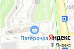 Схема проезда до компании Хмельнофф в Белгороде