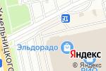 Схема проезда до компании Бусинка в Белгороде