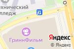 Схема проезда до компании SMeat в Белгороде