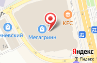 Схема проезда до компании Love store в Белгороде