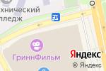 Схема проезда до компании Стиль в Белгороде