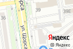 Схема проезда до компании Студия вязания в Белгороде