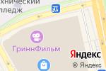 Схема проезда до компании Кухня без проблем в Белгороде