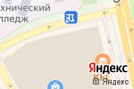 Схема проезда до компании Леонардо в Белгороде
