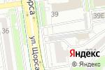 Схема проезда до компании Грация в Белгороде