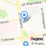 Пивной Дом на карте Белгорода