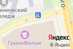 Схема проезда до компании NextStep в Белгороде