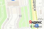 Схема проезда до компании Чародейка в Белгороде